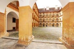 Château d'Eggenberg à Graz Photos stock