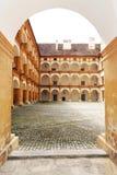 Château d'Eggenberg à Graz Photographie stock