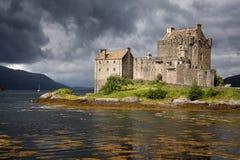 Château d'Eilean Donan Images libres de droits