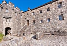 Château d'Eilean Donan, Ecosse photos stock