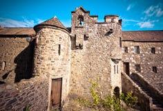 Château d'Eilean Donan, Ecosse photo stock