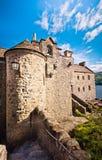 Château d'Eilean Donan, Ecosse Image libre de droits