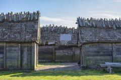 Château d'Eketorp en Suède Photo libre de droits