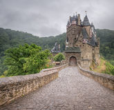 Château d'Eltz Photo stock