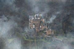 Château d'Eltz de Burg au Rhénanie-Palatinat, Allemagne images stock