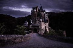 Château d'Eltz de Burg dans Wierschem, Allemagne image stock