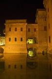 Château d'Este Images stock