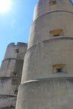 Château d'Evoramonte Image libre de droits