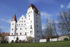 Château d'Ingolstadt Photos stock