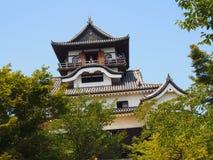 Château d'Inuyama dans Aichi, Japon Photo stock