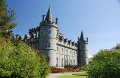 Château d'Inveraray Images libres de droits