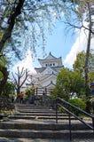 Château d'Ogaki à Gifu images stock
