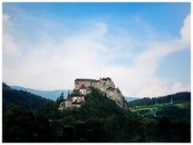 Château d'Orava photos libres de droits