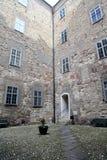 Château d'Orebro photos stock