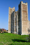 Château d'Orford Image stock