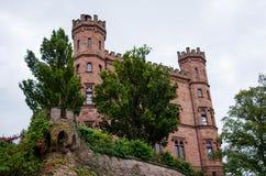 Château d'Ortenberg Photographie stock
