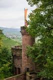 Château d'Ortenberg de Burg image stock