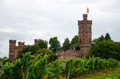 Château d'Ortenberg de Burg image libre de droits