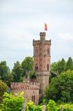 Château d'Ortenberg de Burg photos libres de droits