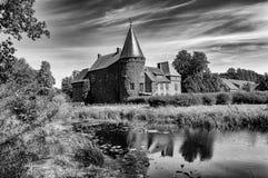 Château d'Ortofta Photographie stock libre de droits