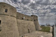 Château d'Ortona Photographie stock
