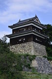 Château d'Ueda Photos stock