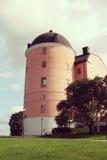 Château d'Upsal, Suède photographie stock libre de droits