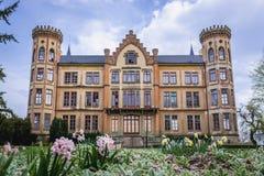 Château dans Bzenec Photographie stock libre de droits