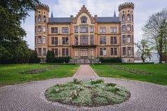 Château dans Bzenec Photo stock