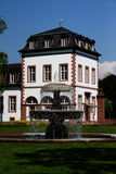 Château dans Hanau Image stock