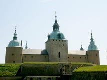 Château dans Kalmar Image libre de droits