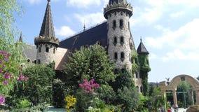 Château dans Ravadinovo, Bulgarie photos stock