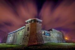Château dans Riccione Image libre de droits