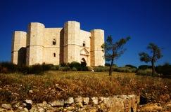Château de bâti Image libre de droits