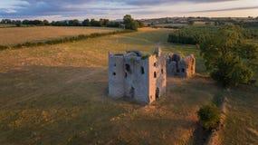 Château de Ballyloughan Bagenalstown comté Carlow l'irlande photo libre de droits