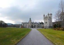 Château de Balmoral Aberdeenshire, Ecosse, R-U photo libre de droits