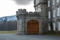 Château de Balmoral Aberdeenshire, Ecosse, R-U image libre de droits
