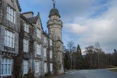 Château de Balmoral Aberdeenshire, Ecosse, R-U photos libres de droits