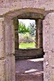 Château de Bancroft, ville de Groton, le comté de Middlesex, le Massachusetts, Etats-Unis Photos libres de droits