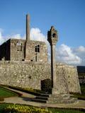 Château de Barcelos Photo libre de droits