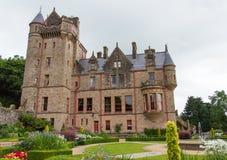 Château de Belfast Photos libres de droits