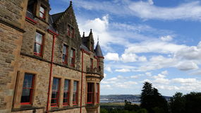 Château de Belfast Photographie stock