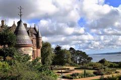 Château de Belfast - Irlande du Nord Photo stock
