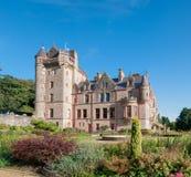 Château de Belfast, Irlande du Nord, R-U Image libre de droits