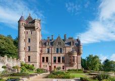 Château de Belfast, Irlande du Nord, R-U Images libres de droits