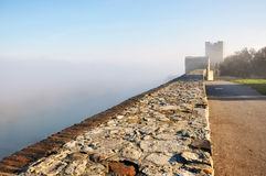 Château de Belgrade Images libres de droits