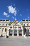 Château de belvédère photographie stock libre de droits