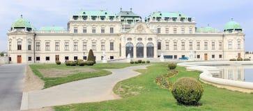 Château de belvédère images libres de droits