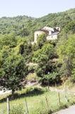 Château de Benasque Images libres de droits