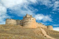 Château de Berlanga de Duero Photographie stock